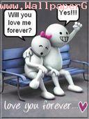 Will you love me forever ,wide,wallpapers,images,pictute,photos