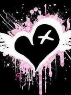 Download Broken Heart Abstract Love Wallpaper For Your Mobile Cell