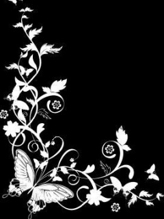Download Butterfly Design Abstract Iphone Wallpaper Mobile