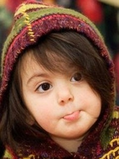 download cute baby girl sad girls wallpapers for your mobile cell .