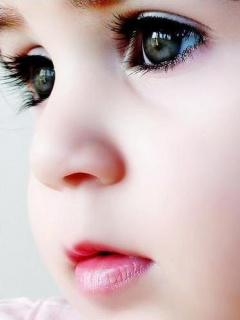 Download Cute Baby Eyes Sad Girls Wallpapers For Your Mobile Cell Phone