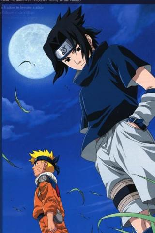 Download Sasuke And Naruto Manga Vs Anime Emotions Mobile