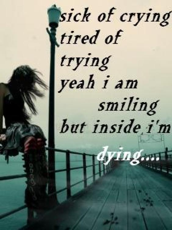 Download Sick Of Crying Wallpaper For Mobile Cell Phone