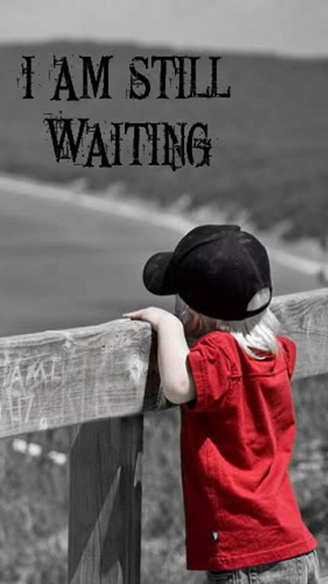 Download Still Waiting 4 U Iphone Saying Wallpapers For Your