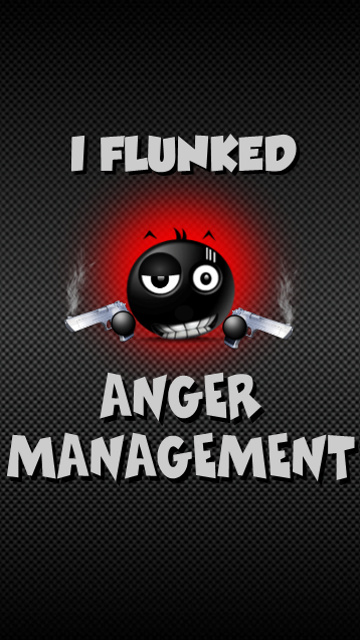 download anger management funny wallpapers for your