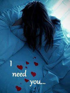 """Download """"I need you"""" wallpaper for mobile cell phone."""
