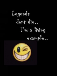 Download Legends Saying Quote Wallpapers For Your Mobile