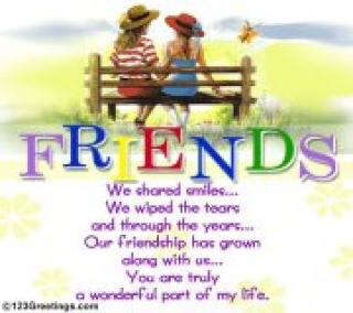 Download Friends forever 1 - Heart touching love quote for your mobile ...