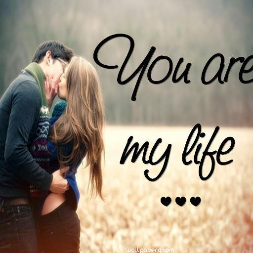 You are my life partner