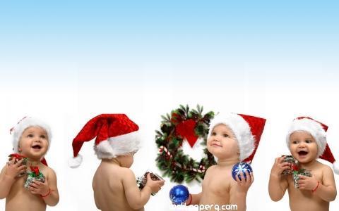 Santa kids