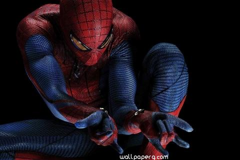 Amazing spider man suit a