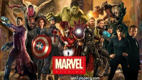 Avengers infinity war pos