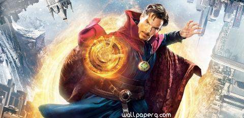 Doctorstrange wide wallpaper