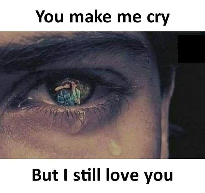 Crying boy quote