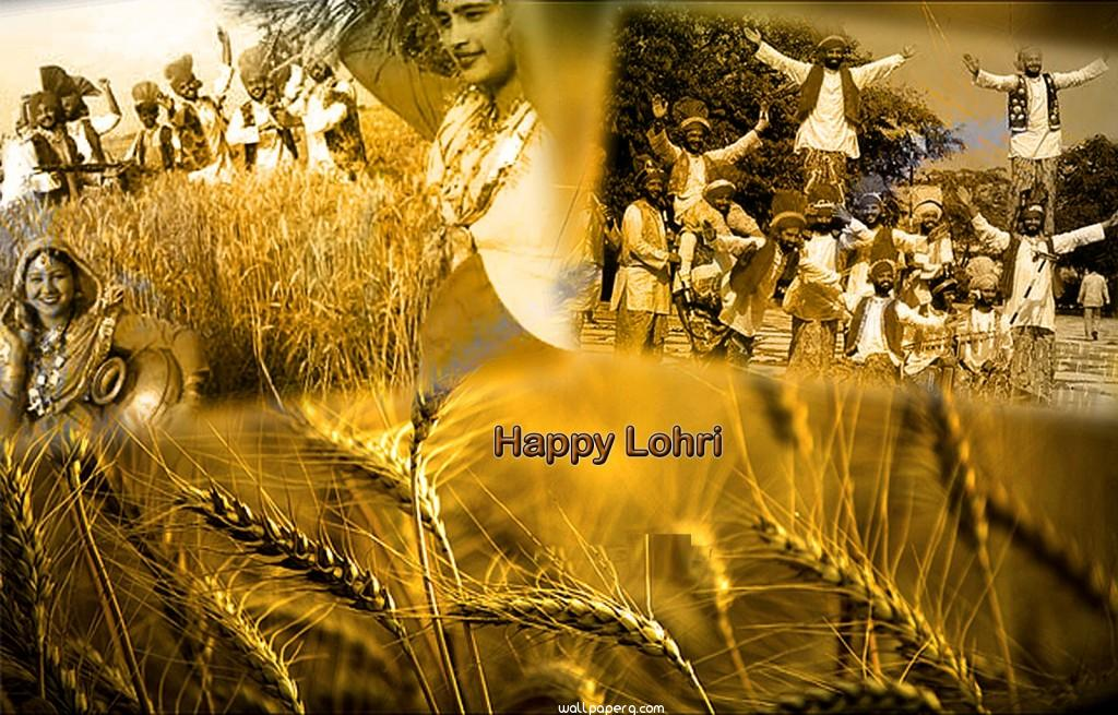 Happy lohri 2018 wishes picture images 1024x655