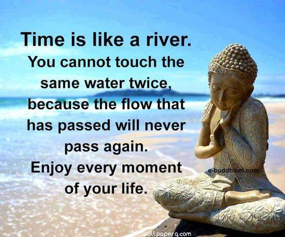 Buddha s teachings about time