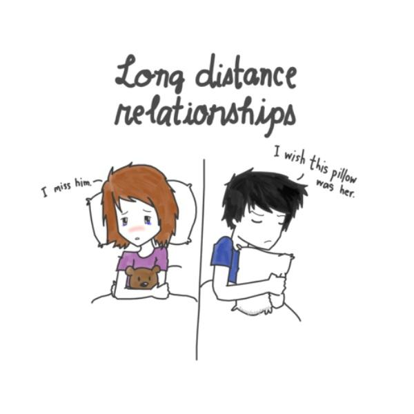 Long distance relationshi