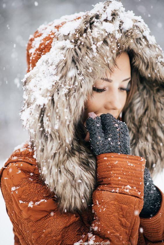 Winter dp image