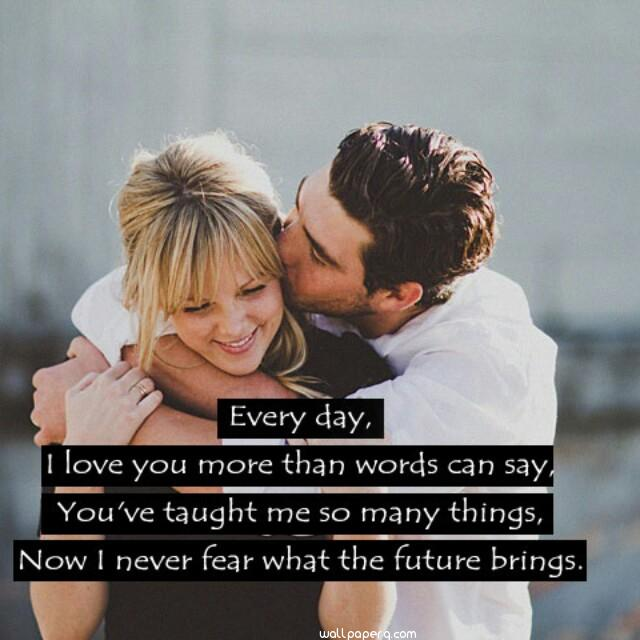 Emotional propose day quotes