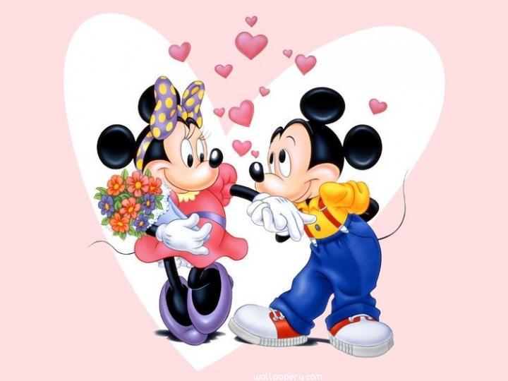 Download Cartoon Wallpaper Disney Wallpaper Romantic Wallpapers