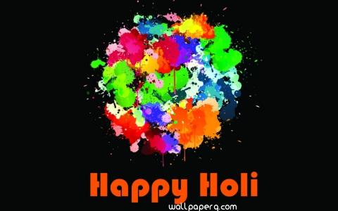 Have a lovely holi 2015 f