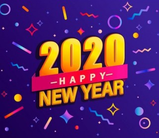 Happy new year 2020 1