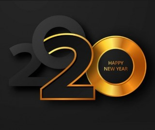 Happy new year 2020 5