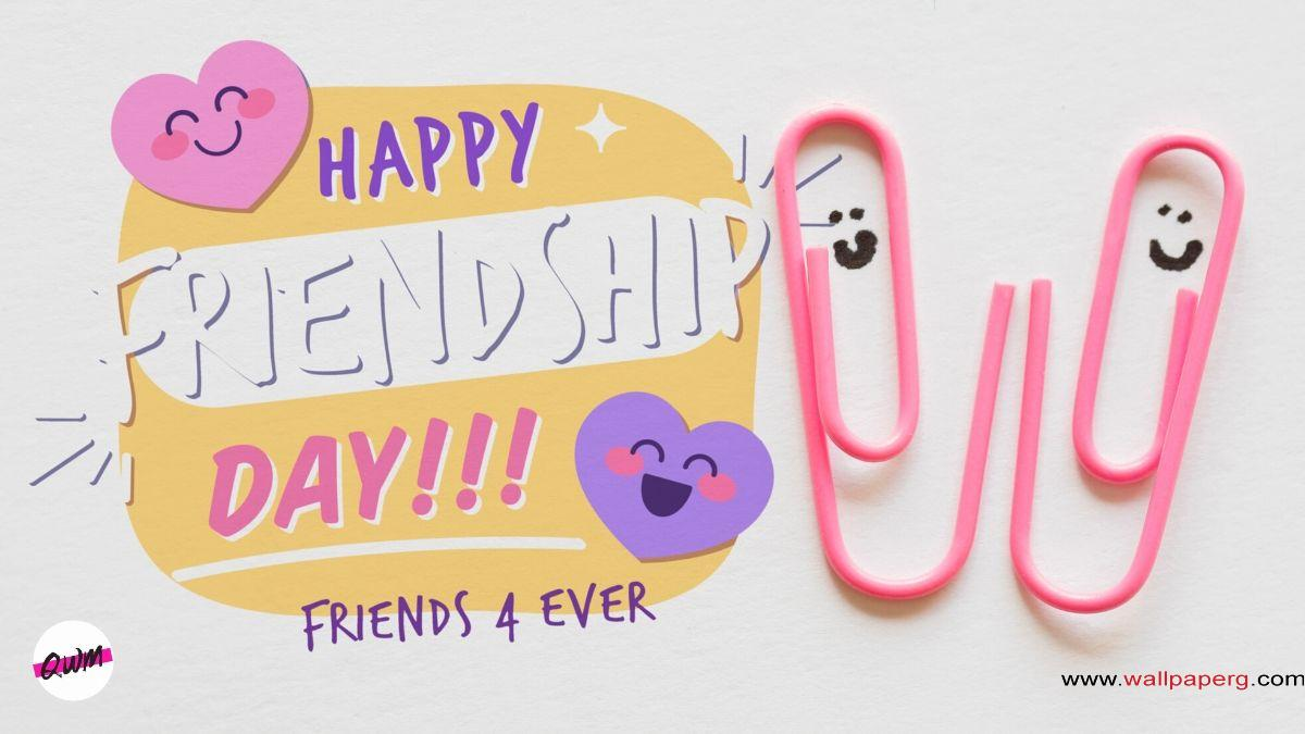 Friends 4 every happy friendship day