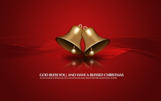 Gold bells blessing