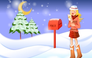 Greetings letter