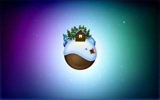 Xmas globe