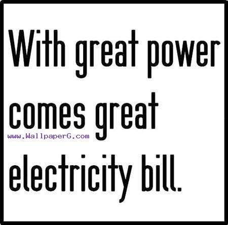 Electricity bill ,wide,wallpapers,images,pictute,photos
