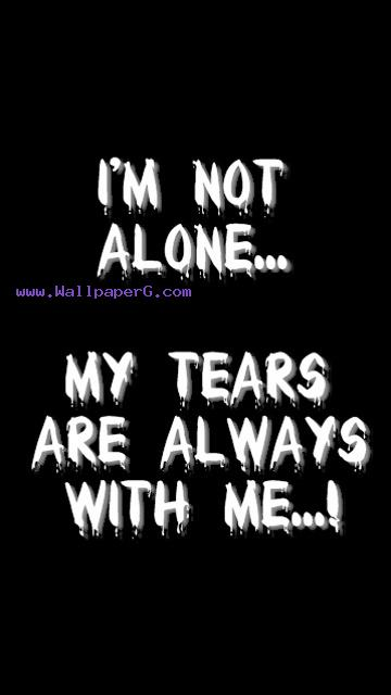 I m not alone ,wide,wallpapers,images,pictute,photos