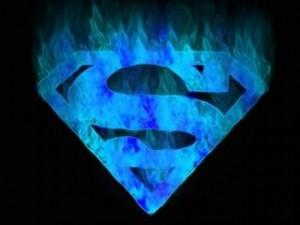 S for superman