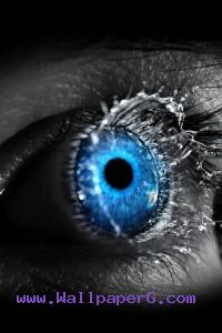 Blue eye ,wide,wallpapers,images,pictute,photos