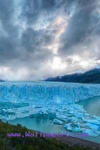 Ice glacier ,wide,wallpapers,images,pictute,photos