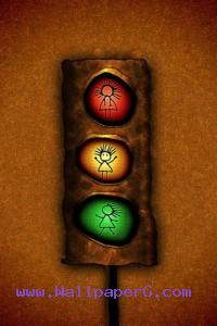 Funny traffic signals ,wide,wallpapers,images,pictute,photos