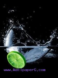 Lemon splash ,wallpapers,images,