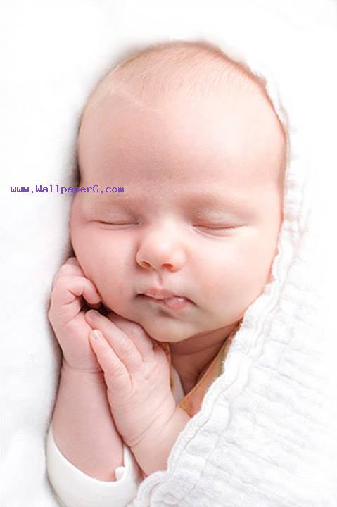 Sleeping baby 1 ,wide,wallpapers,images,pictute,photos