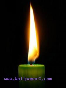 Candle fire ,wide,wallpapers,images,pictute,photos