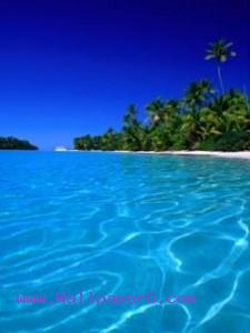 Blue island ,wide,wallpapers,images,pictute,photos