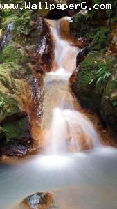 Flowing water 1 ,wide,wallpapers,images,pictute,photos