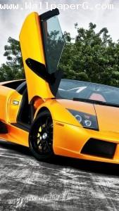 Yellow car ,wide,wallpapers,images,pictute,photos