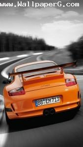 Orange car ,wide,wallpapers,images,pictute,photos