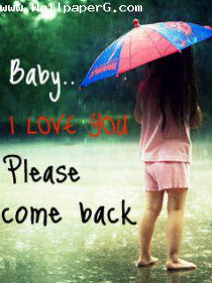 Baby i love you please co