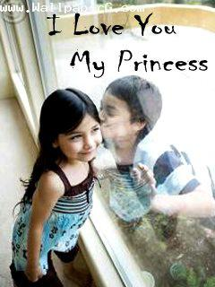 I love you my princesss