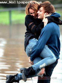 Boy carried girl loving ,wide,wallpapers,images,pictute,photos
