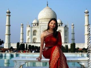Aishwarya rai taj mahal awesome wallpaper ,wide,wallpapers,images,pictute,photos