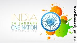 Happy republic day 26th j