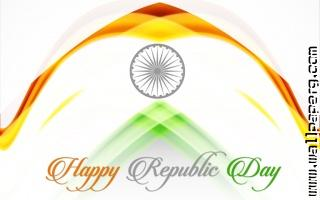 Illusion of indian flag 3d desgin of republic day 2015 wallp ,wide,wallpapers,images,pictute,photos